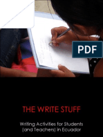 Write Stuff 2014