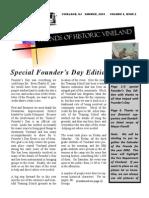 2001 Summer Newsletter