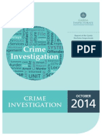 Garda Inspectorate Report into Crime Investigation - Full Report
