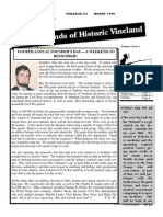 1999 Summer Newsletter