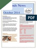 Parklands Newsletter October 2014.docx