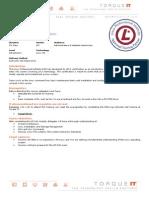 LPI 101 Part I – the LPI 101 Module