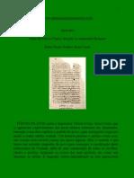 26 - Carta de Pôncio Pilatos Dirigida Ao Imperador Romano