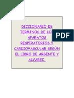 Diccionario de Semiologia