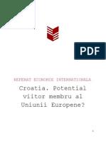 Croația Stat Membru UE
