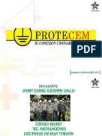 (Polo a Tierra)Protecem - Jhimy Daniel Guzman Gallo