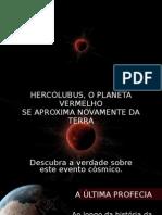 Hercolubus - Planeta Vermelho