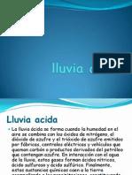 Exposicion Lluvia Acida