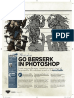 Go Berserk in Photoshop