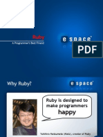 Ruby Programmers Best Friend