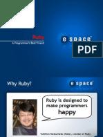 Ruby Programmers Best Friend