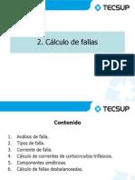 Calculo de Fallas