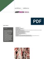 Justmad6 Exhibition Catalogue