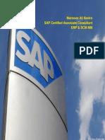 Core Concepts in SAP Studies