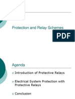 Protection & Relay Scheme