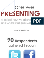 Presentation Stats