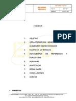 Informe Tecnico 01-14 Tanque de 4000 Galones