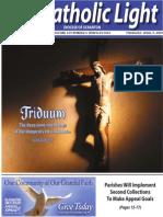 NEWS Catholic Light 4-9-09