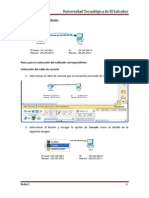 Configuracion Router y RIPv1