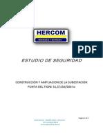 Estudio Seguridad Hercom PTA Del Tigre