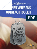 Women Veterans Outreach Toolkit