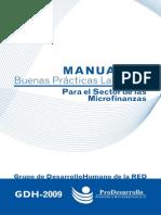 Manual Buenas Prácticas Laborales