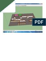 Plano Arquitectonico 3D