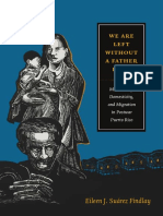 We Are Left without a Father Here by Eileen J. Suárez Findlay