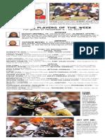 BCSP NFL ProFile for November 11, 2014