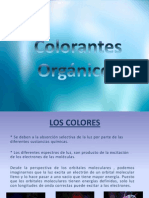 Colorantes Organicos