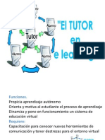 Tutor e Learning