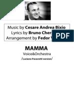 MAMMA.pdf Full Orchestra Score