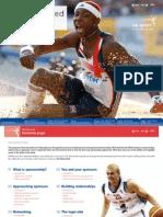 Athlete Sponsorship Guide