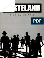 Wasteland Paragraphbook