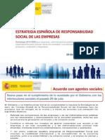 Estrategia Española de RSE