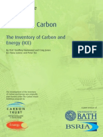 Embodied Carbon the Inventory of Carbon and Energy Ice (Sample) 2