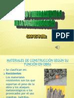 Materiales y Herramientas de Construccion