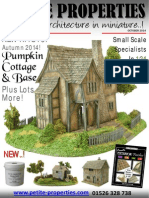 Petite Properties' Newsletter October 2014