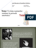 Regimurile totalitare