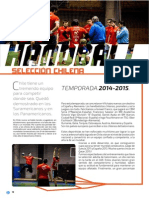 Revista Rcd Hanball Chile
