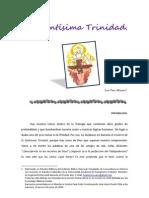 La Santísima Trinidad.