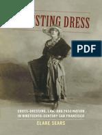Arresting Dress by Clare Sears