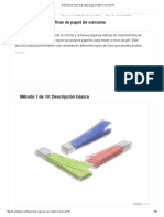 10 Formas de Hacer Tiras Caseras Para Medir El Nivel de PH