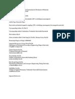 Manuscript-Mechanical Engineering