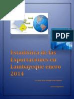 Estadisticas Exportacion Quinua Lambayeque