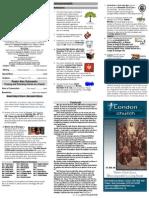 bulletin november 8-2014