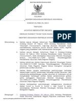PMK 252014 Akuntan Beregister Negara