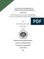 Kegiatan Hse Dan Csr Perusahaan Pertambangan Dan Migas Di Indonesia