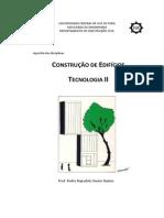 Apostila - Bastos, P. K. X., Construção de Edifícios Tecnologia II, 2011