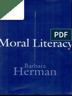 Herman 2007 Moral Literacy